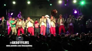 """""""La China"""" Remmy Venezuela Ft. Banda La Alterada Desde Potreros Night Club 2014"""