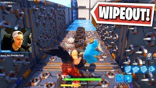 So I played MUSELK'S OBSTACLE COURSE in Fortnite Creative Mode!