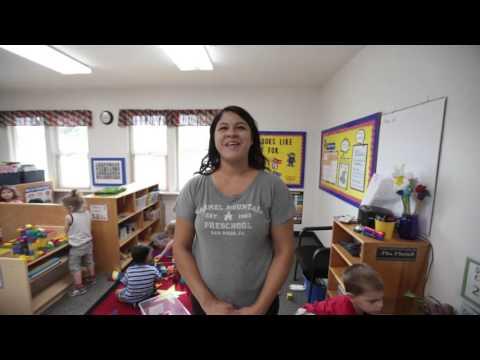 3-year old Curriculum at Carmel Mountain Preschool, San Diego, California