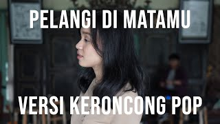 Download Lagu [ Keroncong ] Jamrud - Pelangi Di Matamu cover by Remember Entertainment mp3