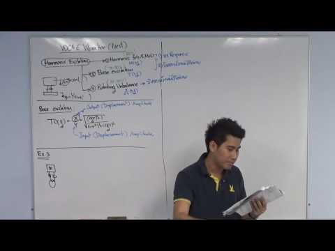 Vibration VDO#6 Part 1/2 [By P'Ju be engineer]