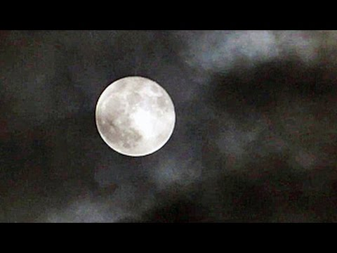 Full Wolf Moon - January 24, 2016