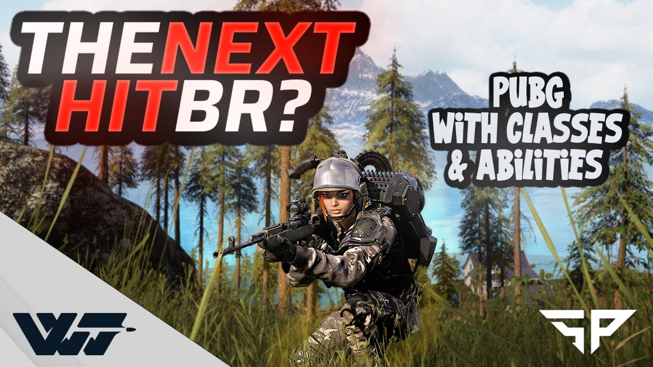 Download COULD THIS BE THE NEXT HIT BR? - Closed alpha gameplay - Super People
