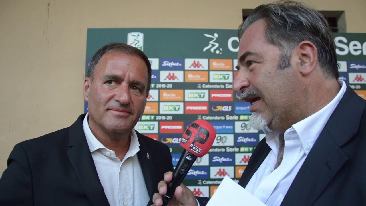 Calendario Serie B 2020 20.Giugliano Tosti Presidente Ascoli Calcio Pre Presentazione Calendario Serie B 2019 2020