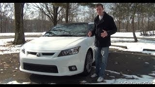 Review: 2013 Scion tC