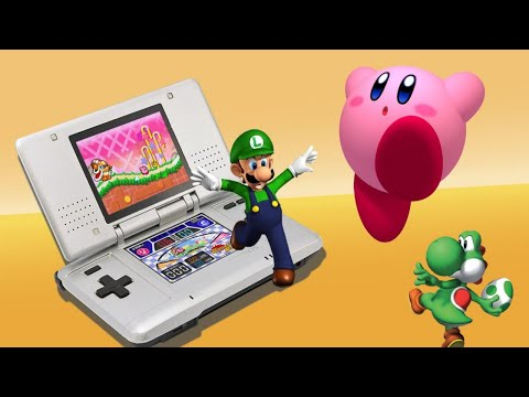 Play Kirby Super Star Ultra on Mobile!
