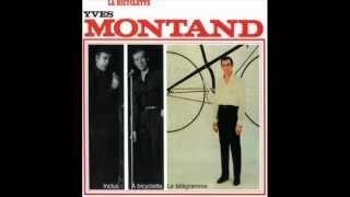 Yves Montand  La Bicyclette (sous-titré) Video