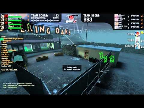 L4D2 MavWar Hype Tournament - Psychotics VS Ambitious Fools