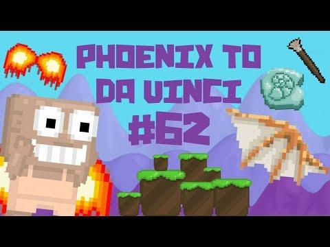 Growtopia - Phoenix To Da Vinci #62 | FOSSIL FARMER!!