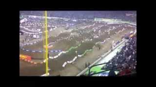 2014 Supercorss @ Angels Stadium