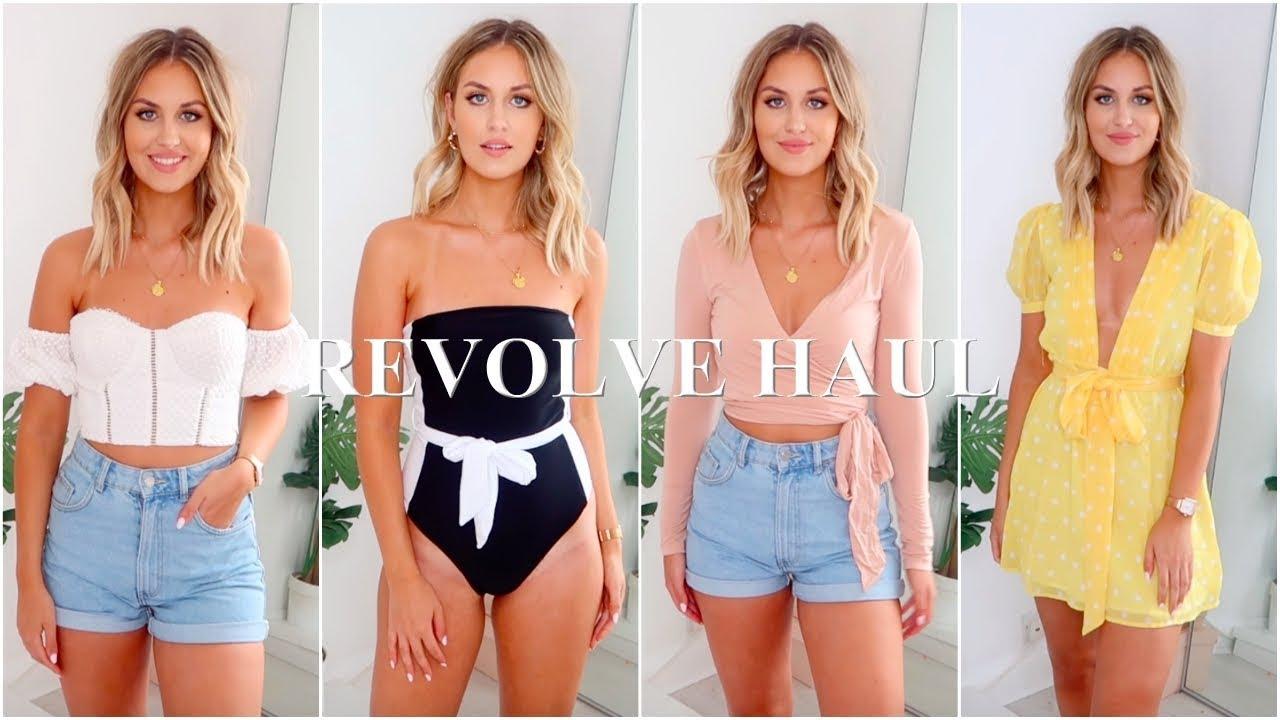 REVOLVE HAUL & TRY ON | SUMMER 2019 5