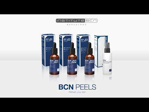 BCN Peels, refresh your skin | Institute BCN