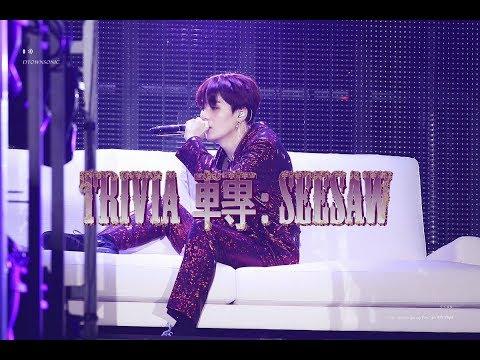 [Vietsub] Trivia 轉: Seesaw - SUGA|BTS Love Yourself 結 'Answer'