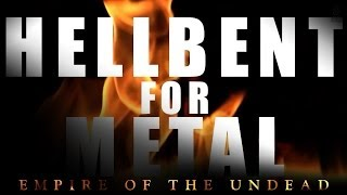 Gamma Ray 'Hellbent' Official Lyric Video from the new album 'Empire Of The Undead'