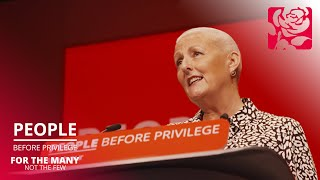 Jennie Formby's speech to Labour Conference 2019