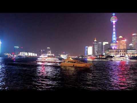 China: Shanghai - Waitan Night