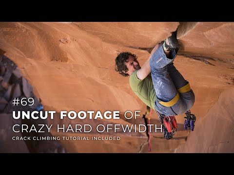 Adam Ondra #69: Belly Full of Bad Berries 8a (5.13b) / uncut with commentary