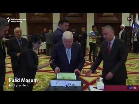 Iraqis Vote In First Parliamentary Elections Since Defeat Of IS