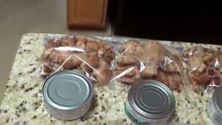 """Meal Preparation 101 """"Not Your Average Joe's Fitness Training"""""""