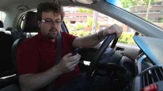 Seguridad Vial - Distracciones al Volante - Teléfonos Móviles