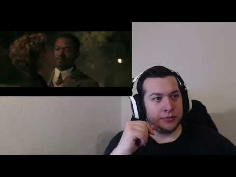 A UNITED KINGDOM Official Trailer -REACTION-