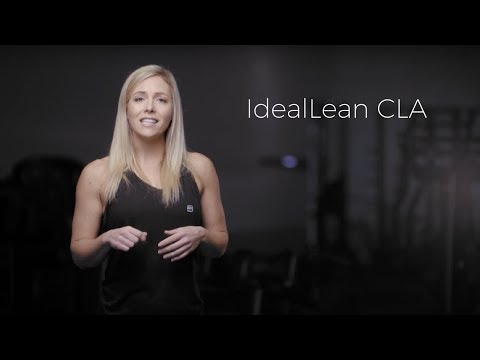 IdeaLean CLA: Promote Healthy Body Composition