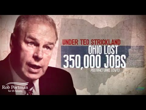 Ohio Lost Jobs | Rob Portman for Senate