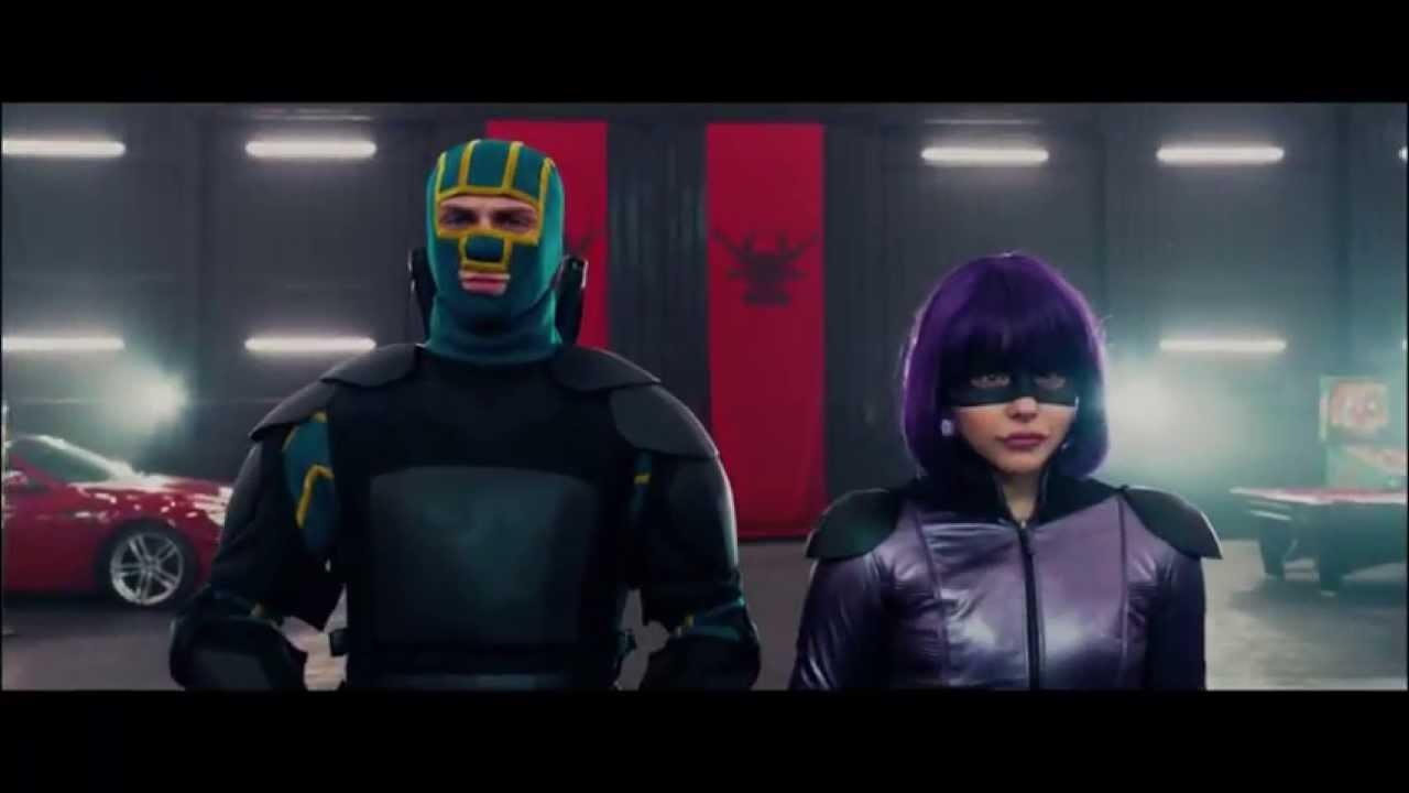 KICK-ASS 2 - Bande annonce officielle VF - Le 21 Août au cinéma