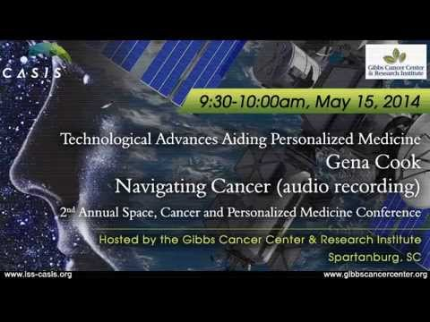 2 - Gena Cook, Navigating Cancer @ Gibbs Cancer Center & CASIS Annual Conference
