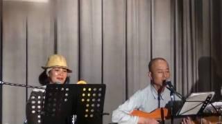 レゲエ&キョウコのユニット 「カマやんBossa」