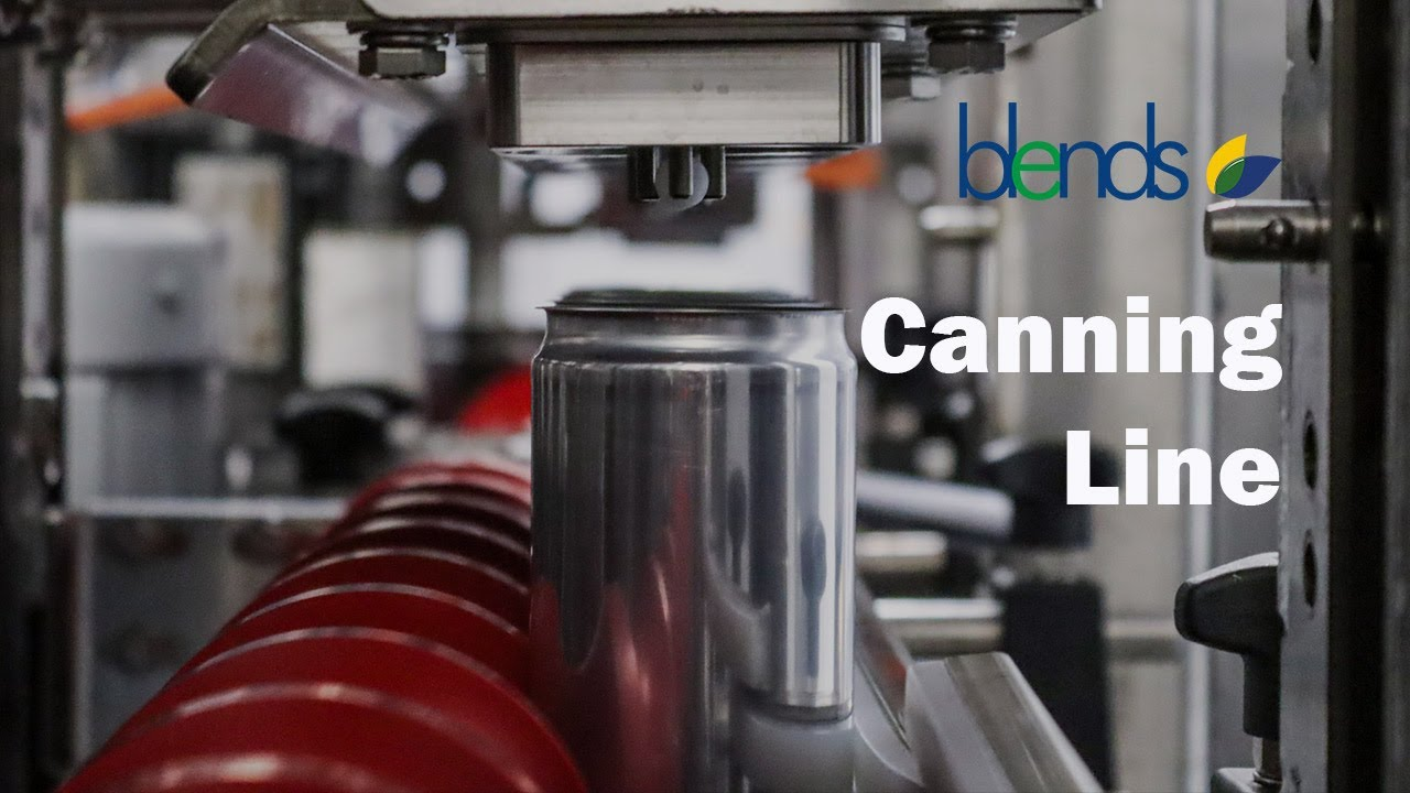 Blends F&C | Canning Line