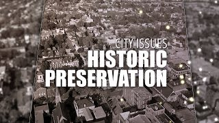 City Issues 2019 - Historic Preservation