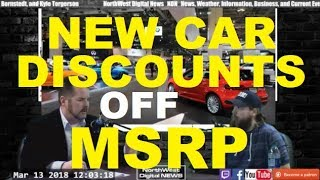 GET BIG DISCOUNTS off MSRP at Car Dealerships 2020 - Expert Auto Advice on Vehicles
