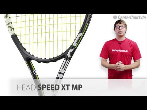 VLOG - Head Graphene XT Speed Rackets 2015
