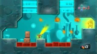 Funky Lab Rat Gameplay niveau 1-1