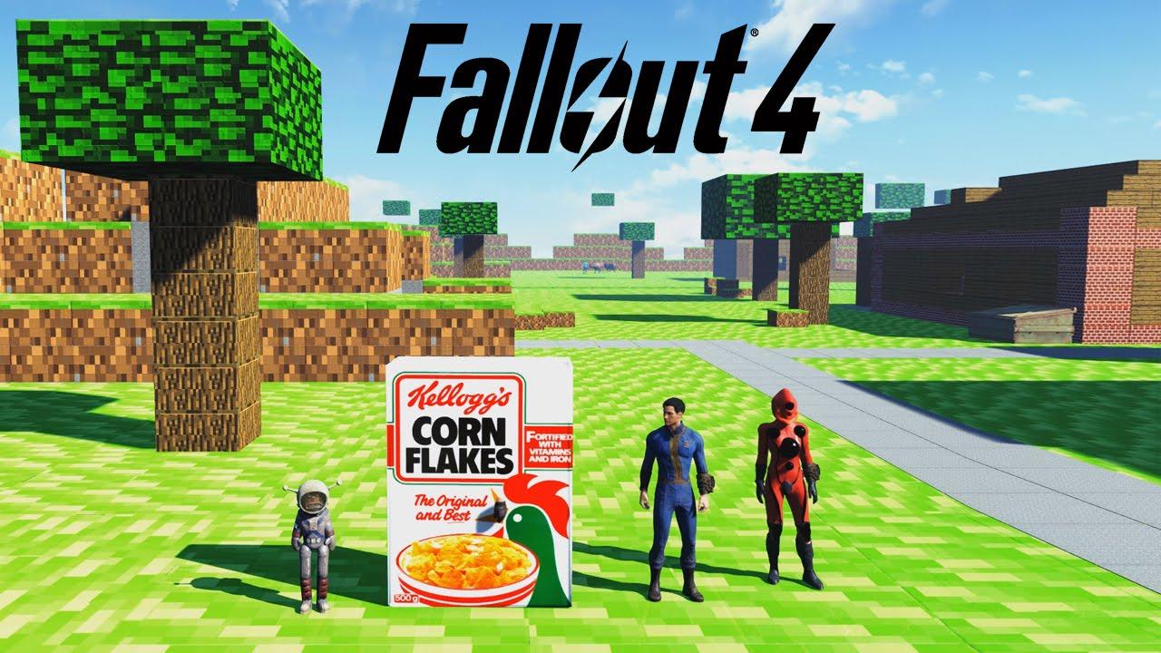Fallout 4 Craziest Mods So Far 5 Youtube