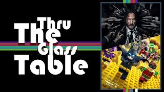 The Lego Batman Movie/John Wick Chapter 2 Movie Review