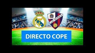 (SOLO AUDIO) Directo del Real Madrid 4-1 Huesca en Tiempo de Juego COPE