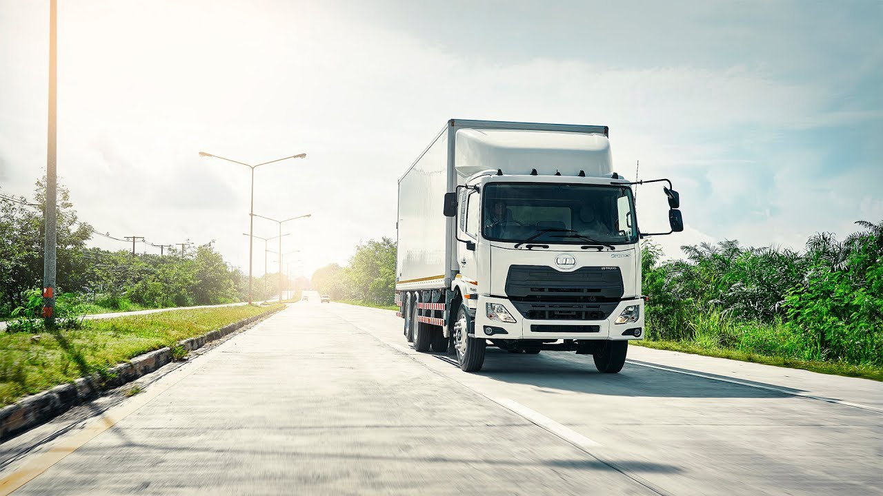 Download UD Trucks - Deliver more with the new Croner 6x2