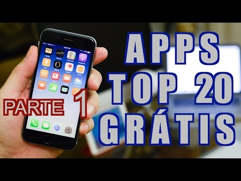 TOP 20 APPS - iPhone e Android
