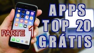 Os Melhores Apps Gratuitos - iPhone e Android (Parte 1) ✔️