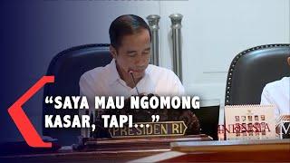 Harga Gas Mahal, Jokowi: Saya Mau Ngomong Kasar, tapi Enggak Jadi...
