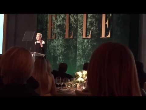 Dakota ning Honoring Kristen Stewart  ELLE WIH Chris Gardner Twiiter
