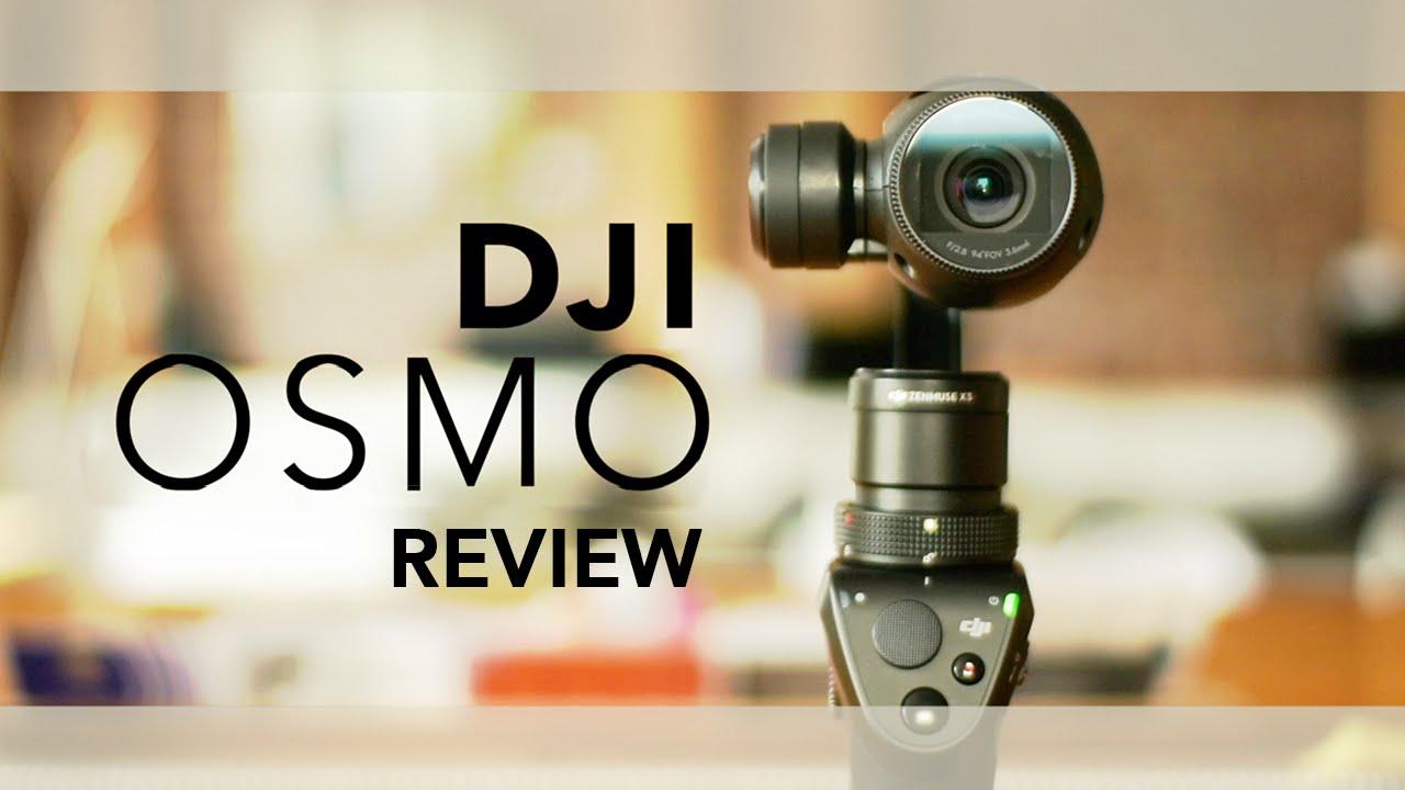 Dji Osmo Review >> Dji Osmo Review Youtube