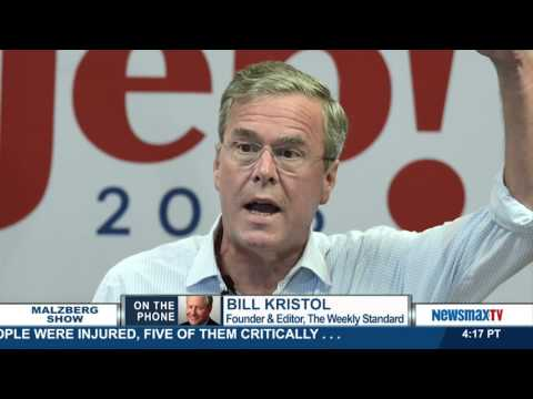 Malzberg | Bill Kristol on the 20th anniversary of The Weekly Standard