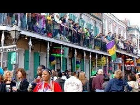 Checking EarthCam New Orleans Bourbon Street .. And More!!