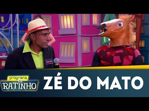 Zé do Mato | Programa do Ratinho (25/06/2018)