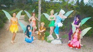 "Disney's Tinker Bell ""Who I Am"" - Traci Hines & Kota Wade"
