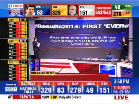 Results 2014: First 'ever's