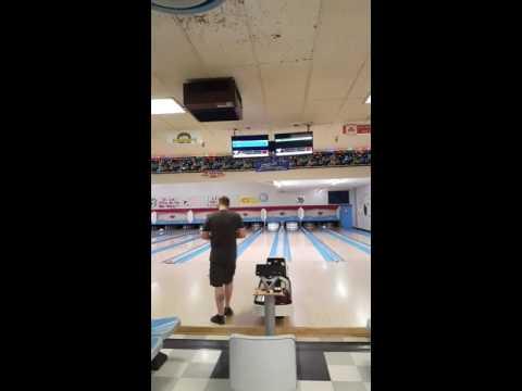 Bowling in Fairbanks, Ak. Arctic Bowl.